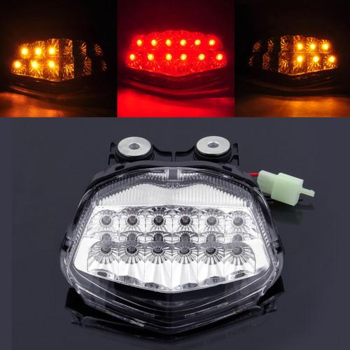 Integrated LED TailLight Turn Signals For Kawasaki EX250/Ninja 250R 2008-2012