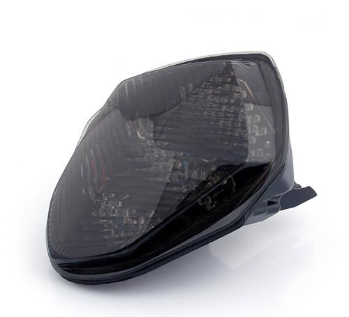 Integrated LED TailLight Turn Signals For Suzuki GSXR 1000 2003-2004 Smoke