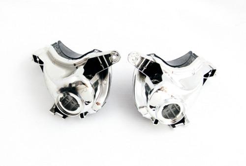 Front Turn Signals For Lens Honda Suzuki GSXR1300 2008-2011 Smoke