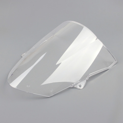 Windshield WindScreen Double Bubble For Kawasaki ZX6R 2009-2010 ZX10R 08-10