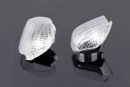 Front Turn Signals Lens for CBR600 (91-94) Clear