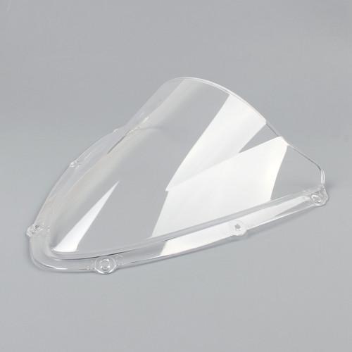Windshield WindScreen Double Bubble For Suzuki GSXR600750 2008-2009 K8 Clear