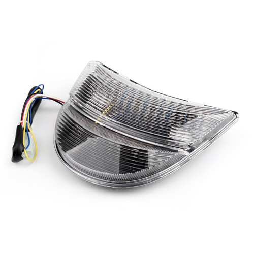 Integrated LED TailLight Turn Signals For Honda CBR 954 2002-2003 Clear