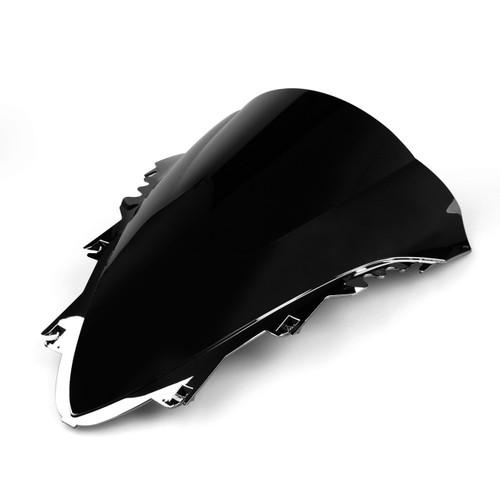 Windshield WindScreen Double Bubble Yamaha YZF R1 (2007-2008) Black