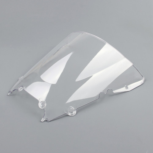 Windshield WindScreen Double Bubble Yamaha YZF R6 (1998-2002) Blue, Clear