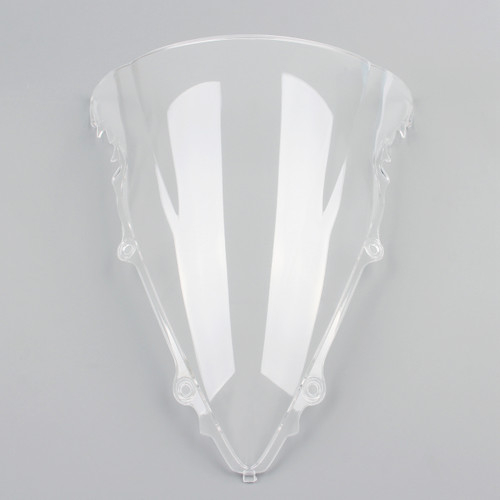 Windshield WindScreen Double Bubble Yamaha YZF R6 (2003-2005), Clear