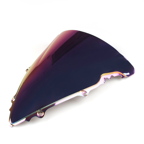 Windshield WindScreen Double Bubble Yamaha YZF R6 (2003-2005), Iridium