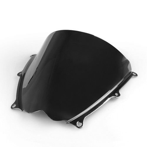 Windshield WindScreen Double Bubble Suzuki GSXR 1000 (2007-2008) K7, Black