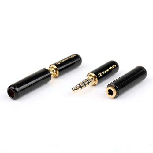 Mad Hornets 2PCS 3.5mm 4 Pole Stereo Audio Plug Jack Connector Solder