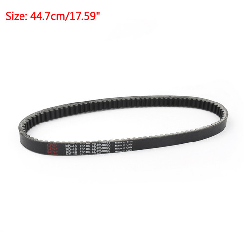 Drive Belt 23100-LDF2-900 for Kymco Xciting 250 (05-06) 200 People S IE DD (08) 250 People (05-06)
