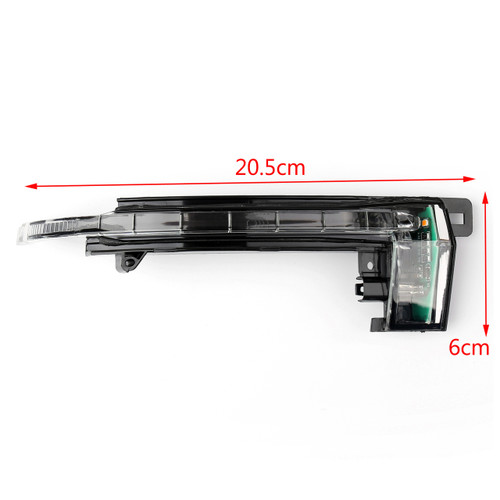 LED Door Mirror Turn Signal Lamps Lights Right Fits For AUDI A4 A5 Q3 Left