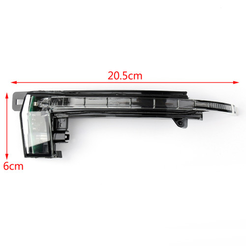 LED Door Mirror Turn Signal Lamps Lights Right Fits For AUDI A4 A5 Q3 Right