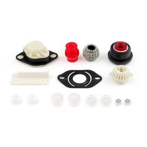 191798116A Manual Transmission Models Gear Repair Kits for VW Golf Jetta, Black
