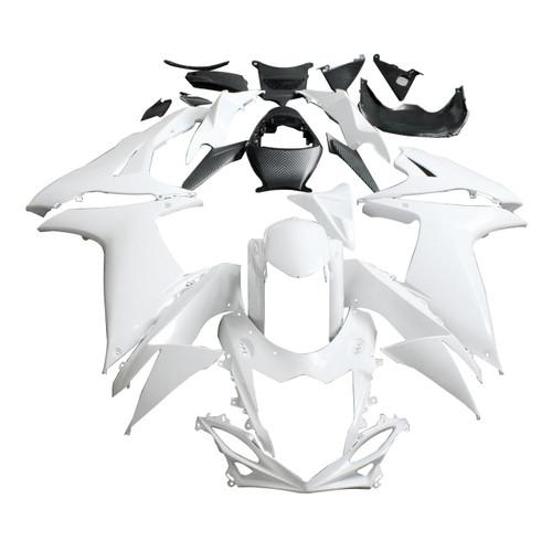 Fairings Plastics Suzuki GSXR600 GSXR750 K11 Alstare Corona Primal only Unpainted (2011-2019)