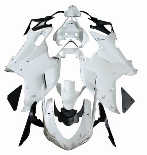 Fairings Ducati 1098 1198 848 Alice Racing Primal only Unpainted (2007-2011) (Fairing-1098-0608-999)