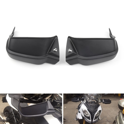Pro Guard Brush Bar Hand Lever Protection Kit for BMW S1000XR (2015) Black