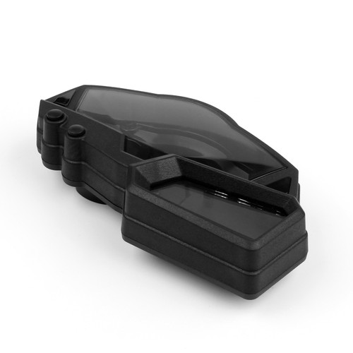 Speedometer Gauge Instrument Housing Cover Kawasaki Ninja 300/300R/EX300 (13-14) Black
