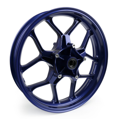Aluminium Alloy Front Wheel Rim For Yamaha YZF R1 (2015-2017) Blue