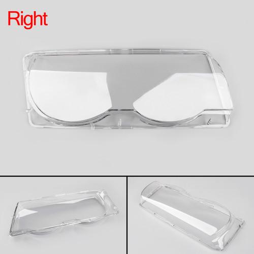 Car Clear Headlight Headlamp Lens Cover Shell Right For BMW E38 (1999-2001)