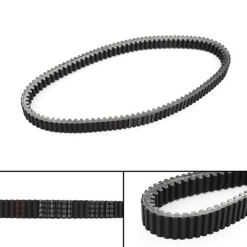Drive Belt 59011-1057 For Kawasaki KAF620 Mule 2500 D1/C1-C6 (90-00) 2510 4X4 A1-A6, 2520 Turf (94-00) Black