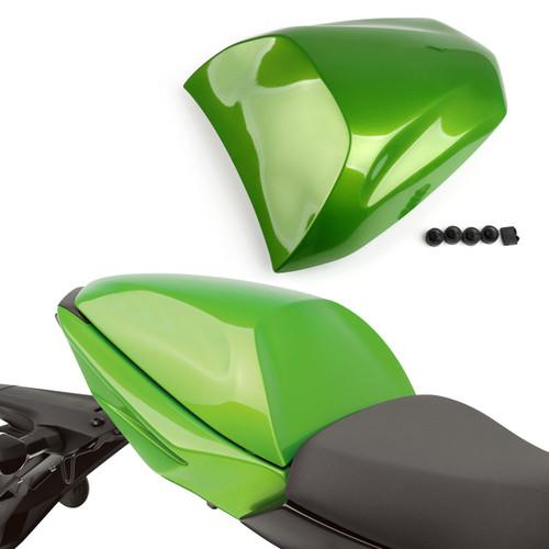Rear Pillion Passenger Seat Cover Cowl For Kawasaki NINJA 650(ER6F ER6N) (12-16) NINJA 400 (14-16) Green