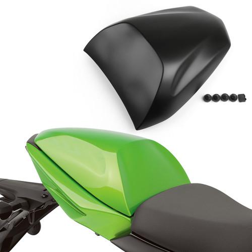 Rear Pillion Passenger Seat Cover Cowl For Kawasaki NINJA 650(ER6F ER6N) (12-16) NINJA 400 (14-16) MBlack