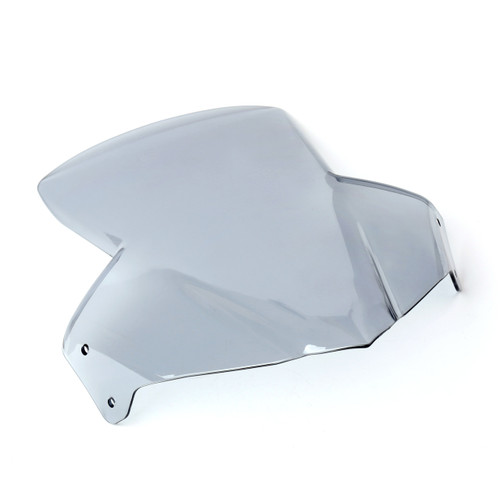 ABS Plastic Windscreen Windshield Shield with Bracket For Honda CB650F 14-17 Clear