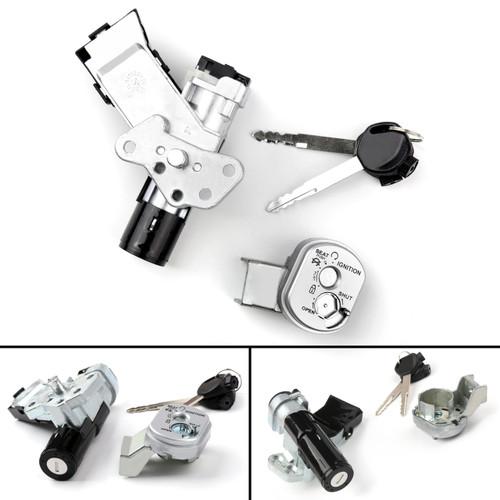 Ignition Switch Lock Set 35014-GFC-770 For Honda NCH50 Metropolitan 2013-2015