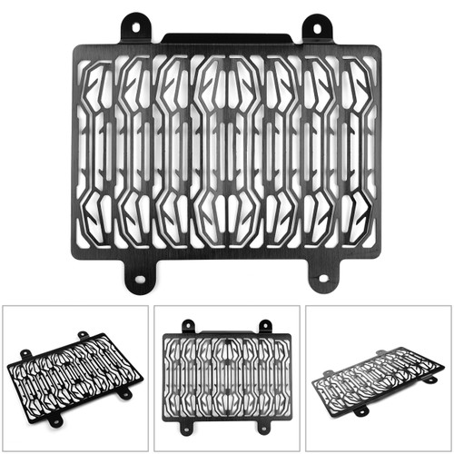 Radiator Grille Cover Guard Shield Protector For BMW G310GS G310R GS/R 17-18 Black