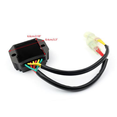 Voltage Regulator Rectifier For 4010654 Polaris Outlaw 450 500 525 Predator 500
