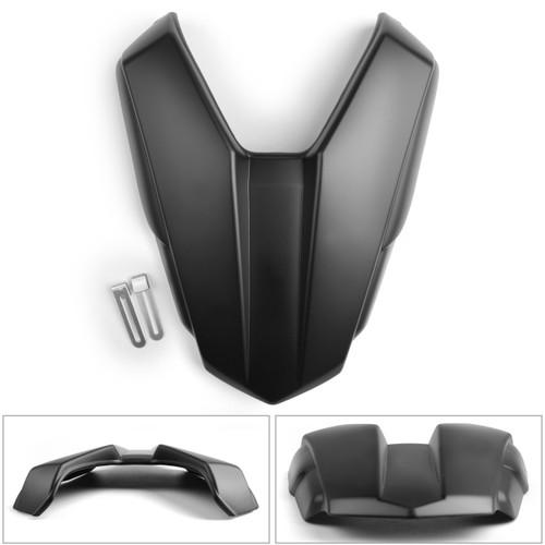 Rear Seat Passenger Cover Cowl Fairing For Honda CB500F 16-2018 CBR500R 2016-19 MBlack