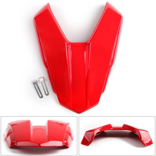 Rear Seat Passenger Cover Cowl Fairing For Honda CB500F 16-2018 CBR500R 2016-19 Red