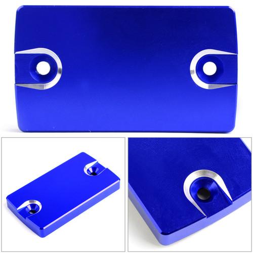 CNC FRONT Brake Fluid Reservoir Cap For Suzuki GRADIUS400 10-12 GSR250/S/F 12-17 Blue