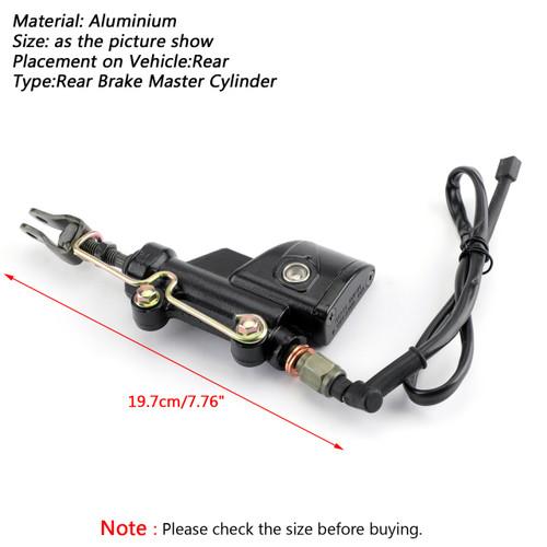 1 Piece Rear Brake Master Cylinder For Apulia APR125-2 APR125-2F APR150-2