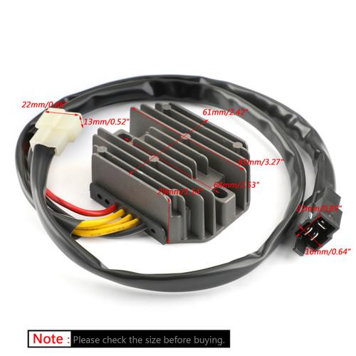 Voltage Rectifier Regulator For Suzuki DR125 DR125SE 1994-2002 DR200 DR200SE 1996-2013