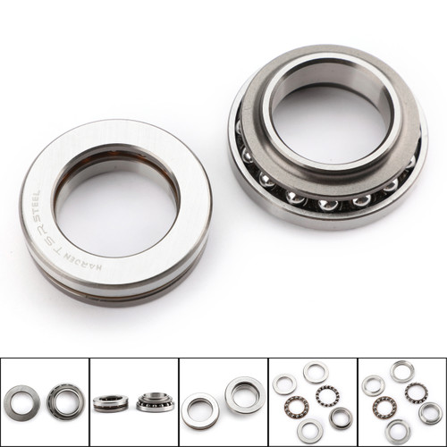 Tapered Roller Bearing Set For Kawasaki EX250 EX500 Ninja 500 EX250 EX300