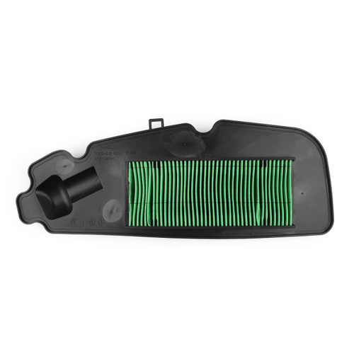 Air Filter Cleaner Element For Honda LEAD125 Green