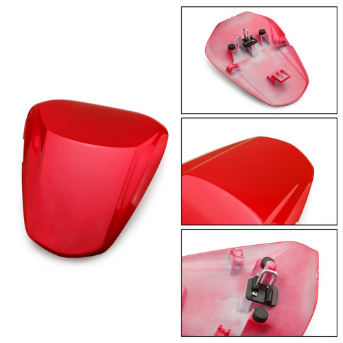 ABS plastic Rear Seat Fairing Cover Cowl For Suzuki GSXS1000 1000F 15-20 Red