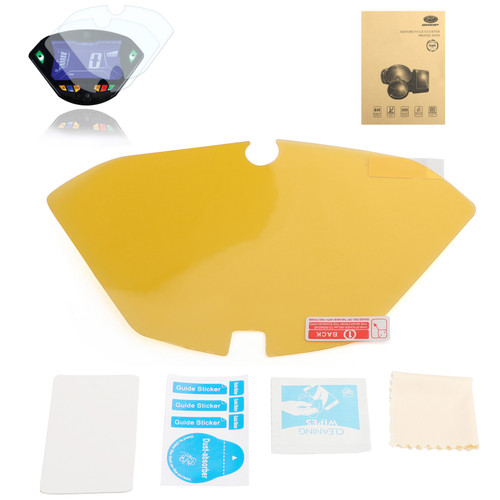 Anti-Glare Cluster Scratch Film Screen Protector For Yamaha AEROX155 NVX155 Clear