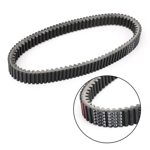 Primary Drive Clutch Belt For Suzuki LTA450X KingQuad 450 4x4 07-10 Black
