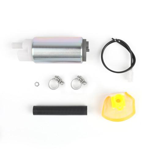 Fuel Pump For Kawasaki 49040-0007 VN900 D B 06-09 VN2000 CLASSIC ZX6 RR 636 14R 12R 10R Silver