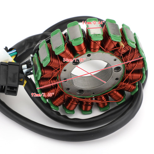 Generator Magneto Stator Coil For Suzuki DR200SE 96-13 DR125SE 94-02