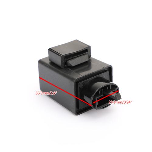Turn Signal Relay For Honda 400 450 600 900 1100 1200 1500 NV CBR 38301-KK9-952
