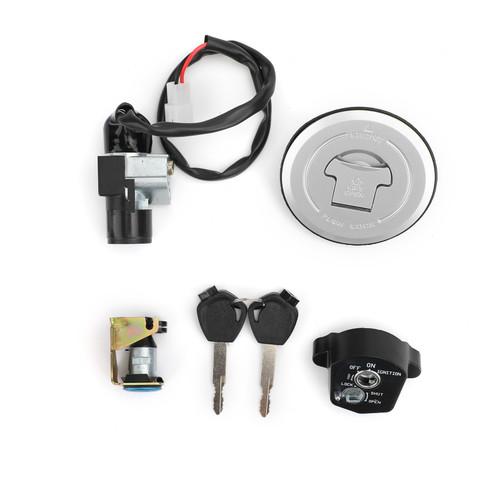 Ignition Switch Fuel Gas Cap Seat Lock Key For Honda CBR150R CBR125R RT RS 11-18 For Honda CBR150R 14-16 CBR125R JC50 11-18 CBR125RT CBR125RS 12-16 CBR125RF 2016