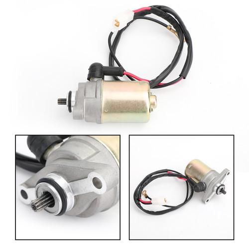 Starter For Arctic Cat DVX90 06-09 89cc DVX50 2006-2008 49cc 50 Utility 06-08 49cc ATV 90 UTILITY 06-09 89cc Silver