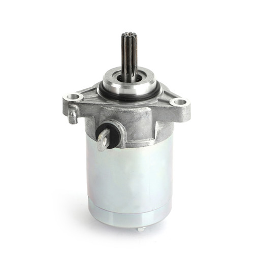 Starter 9-Spline For Yamaha GPD150 NMAX LTS125 Axis Z LTS125 D'elight MW125/ MWS125 Tricity MW125/ MWS125 Tricity (ABS) 2017 Silver