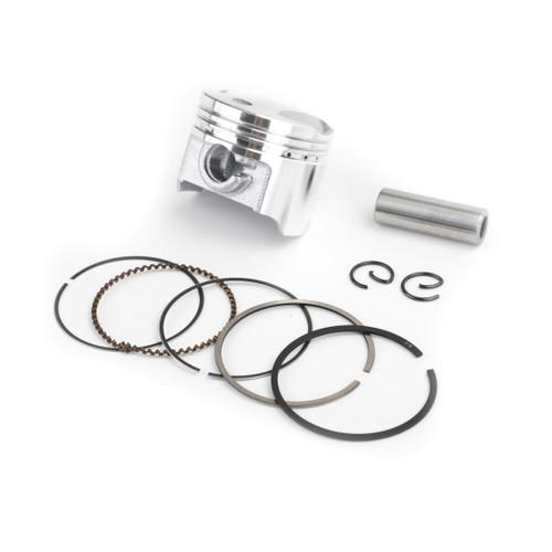 Piston Rings Pin Clips Kit 38.25mm For Honda CHF50 02-09 CHF50A 04 CHF50S 06-09 CHF50S 04-05 CHF50P 02-05 CHF50PA 04 CHF50PS 04-05 NPS50 08-09 NPS50S 04-09