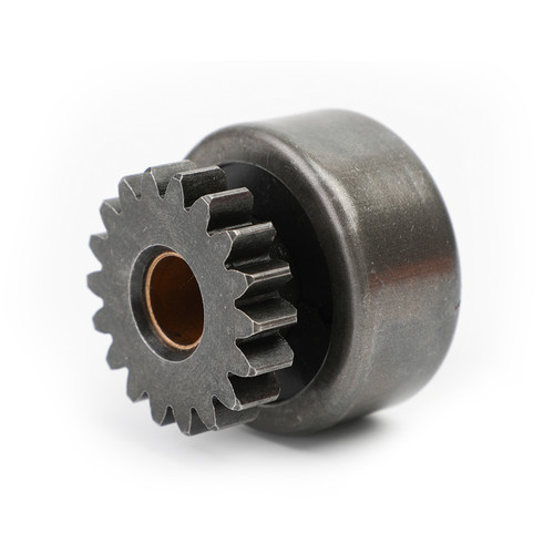 Starter Drive Bendix Clutch For Yamaha XV1000/S XV1100/S XV750 XV700/S Virago 86-99 P/N.3LP-15570-00, 1TA-15570-00
