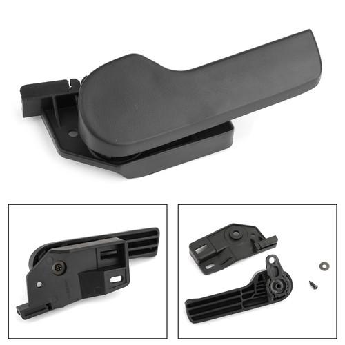 Hood Latch Release Handle Bracket For VW Jetta Golf Beetle 1J1823633A 1J1823533C Black