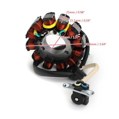 Magneto Generator Engine Stator Coil For Honda CBF125 08-15